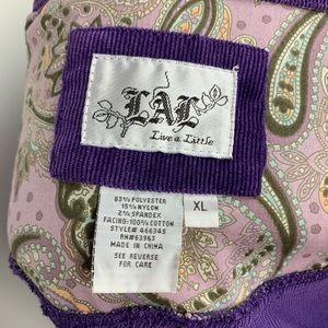 Live a Little Jackets & Coats - Live a Little corduroy jacket purple XL